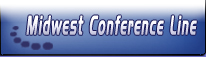 Midwest Conference Line Logo